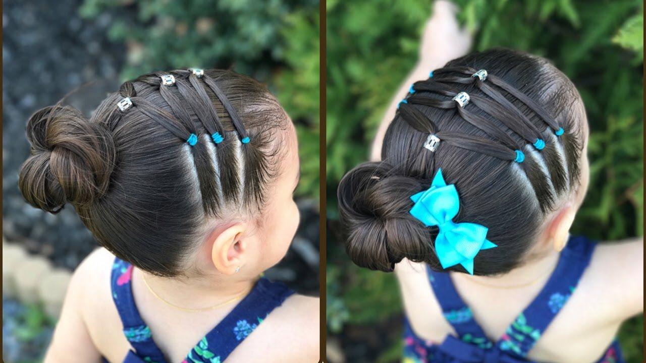 Peinados Para Ninas Sencillos Y Elegantes