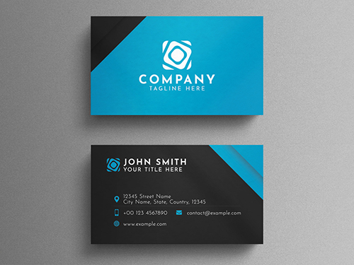 Pin By Razorsharp On Canva Corporate Business Card Business Cards Layout Card Layout