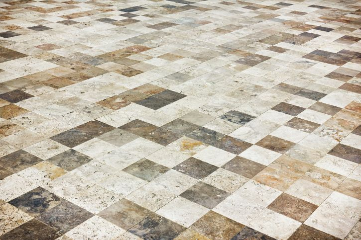Pinwheel brick patio design pattner