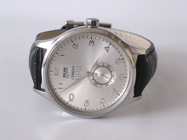 Cerruti 1881 Men`s Watch Manufacturer List Price 199,-€ / free Shipping
