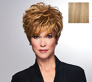 Hairdo Voluminous Crop Styled Wig