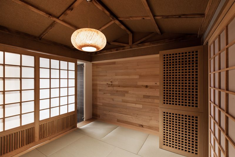 Japanese Paper House Google Search Japanese Interior Modern