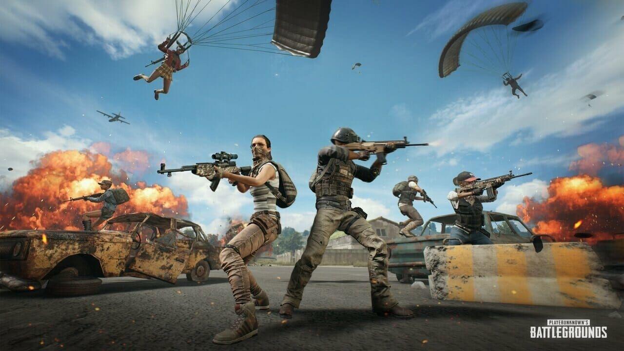 Pubg Resmi Diumumkan Untuk Ps4 Rilis 7 Desember Vazgaming Com Pusat Informasi Seputar Game Penembak Jitu Resident Evil Video Game
