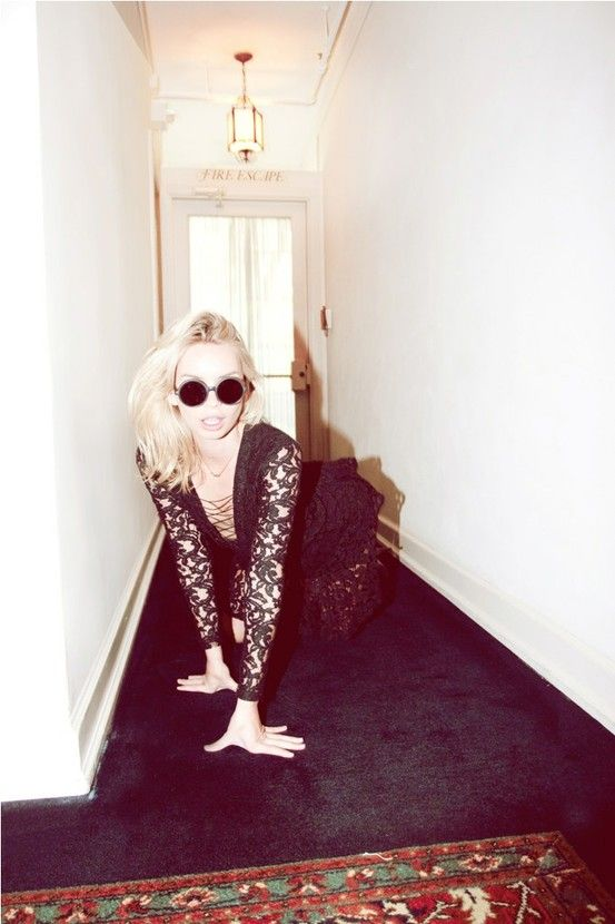 Alexandra Spencer by Kimberly Gordon for Style Stalker SS 2012 Lookbook