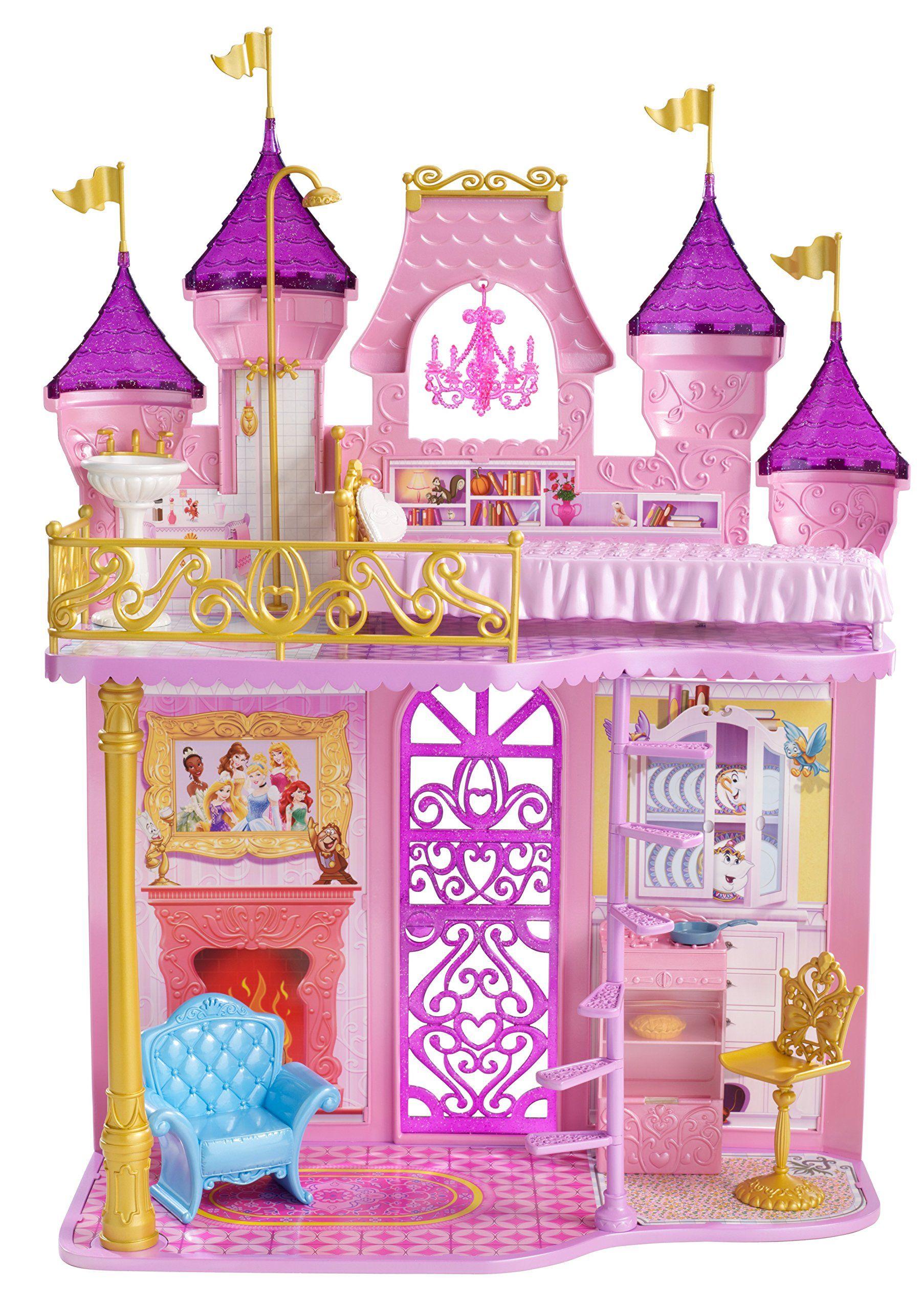 Disney Princess Royal Castle Disney Princess Babies Disney