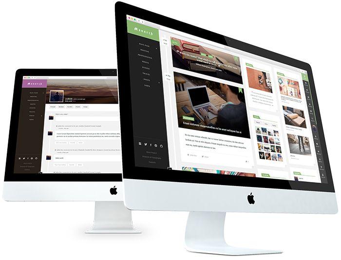 Monarch - Innovative WordPress Community Theme (BuddyPress) Nulled ...