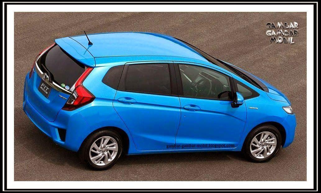 Gambar mobil jazz Honda fit, Mobil, Honda