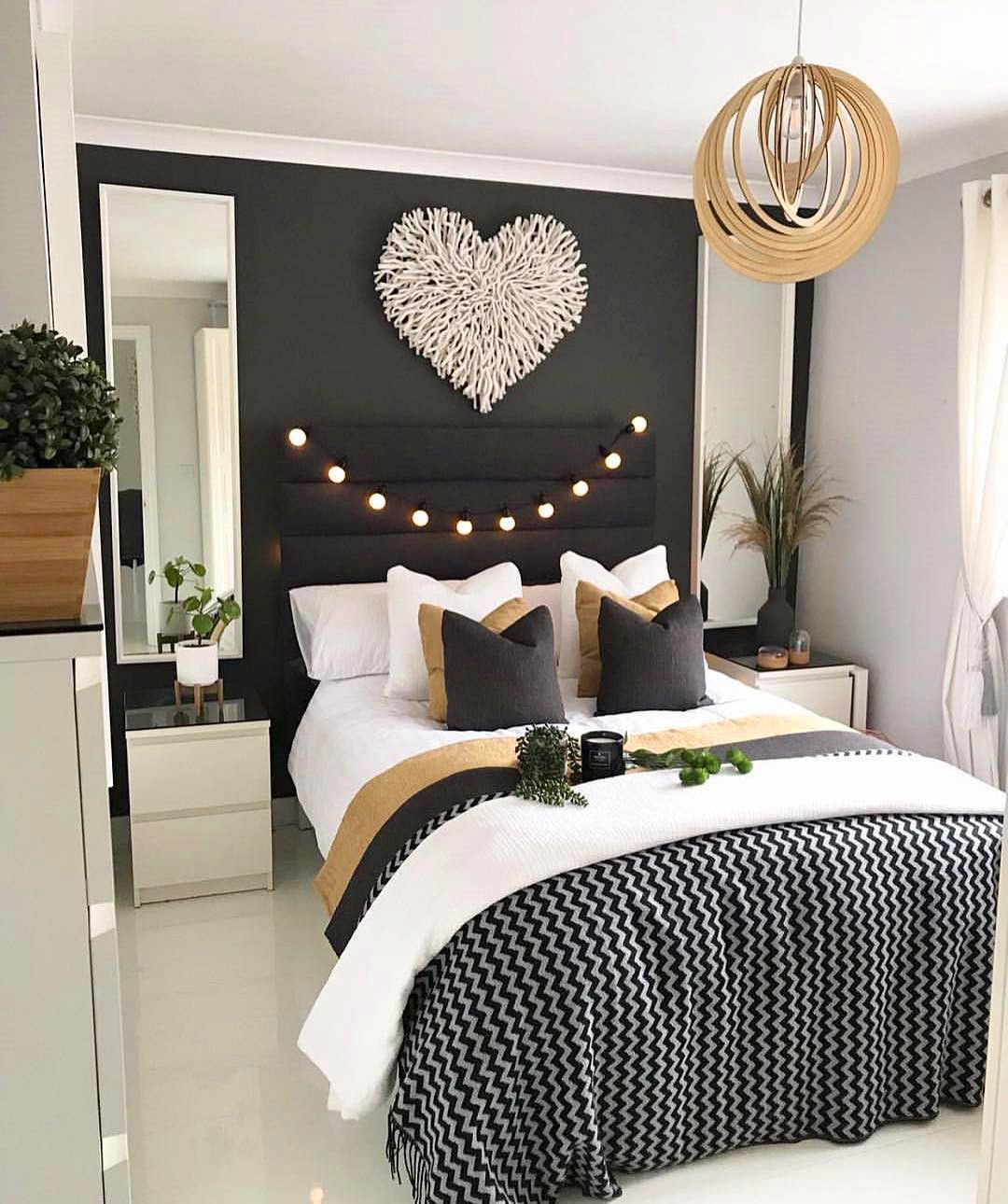 58 Inspiring Modern Bedroom Design Ideas In 2020 Simple Bedroom