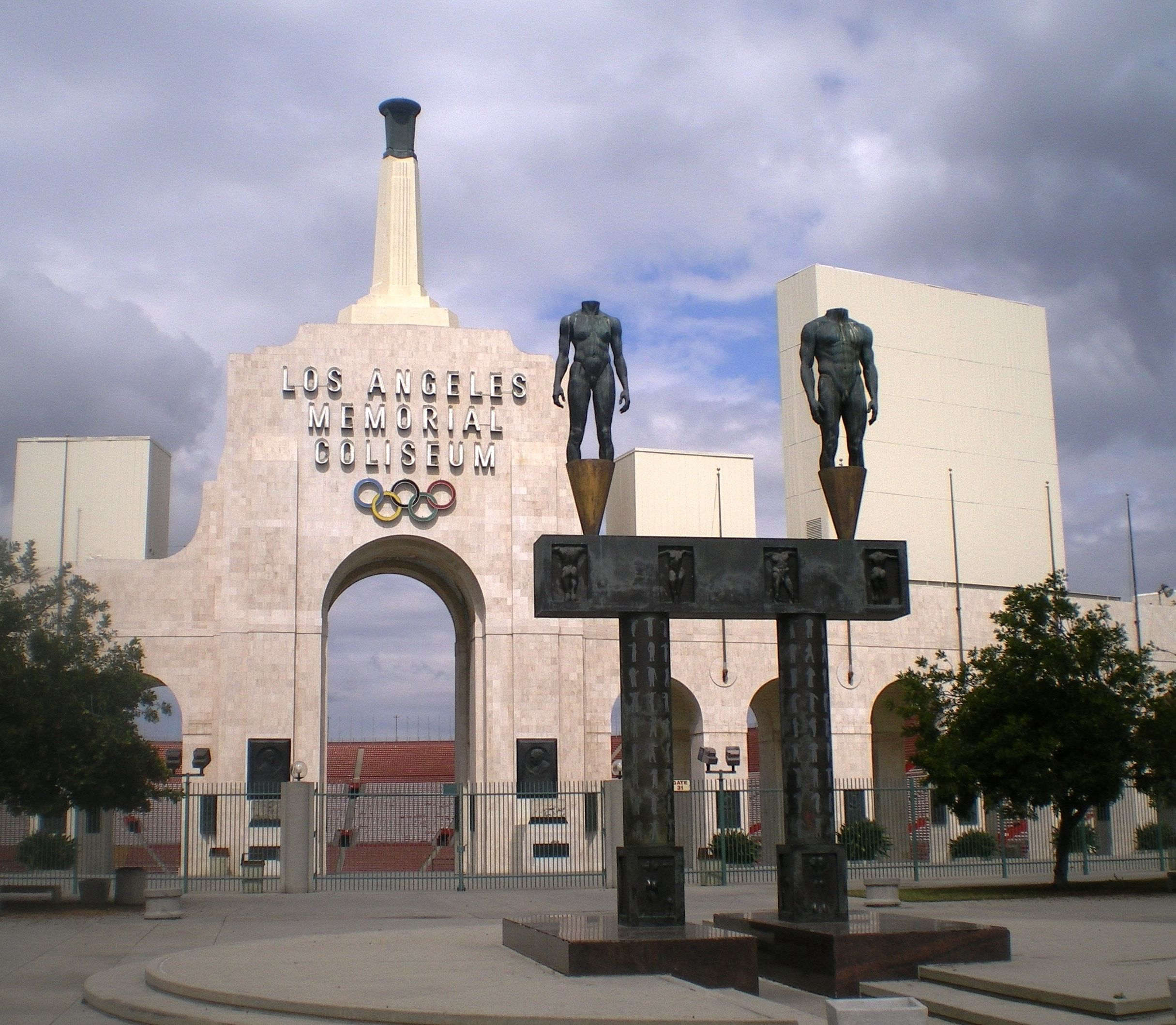 Los Angeles Memorial Coliseum United States Usa Pictures Bolivia Travel Los Angeles Belize Travel
