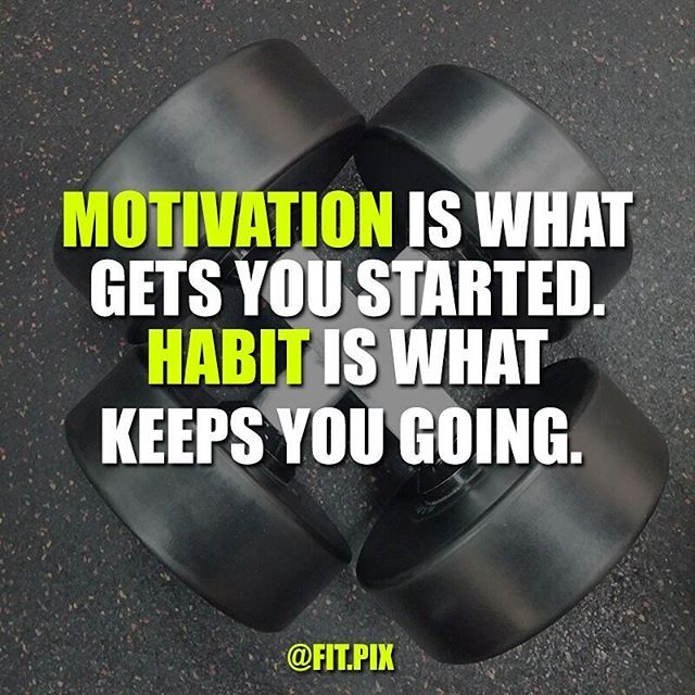 Make your lifestyle a habit to eat right and train. Then it will be a lot easier -
