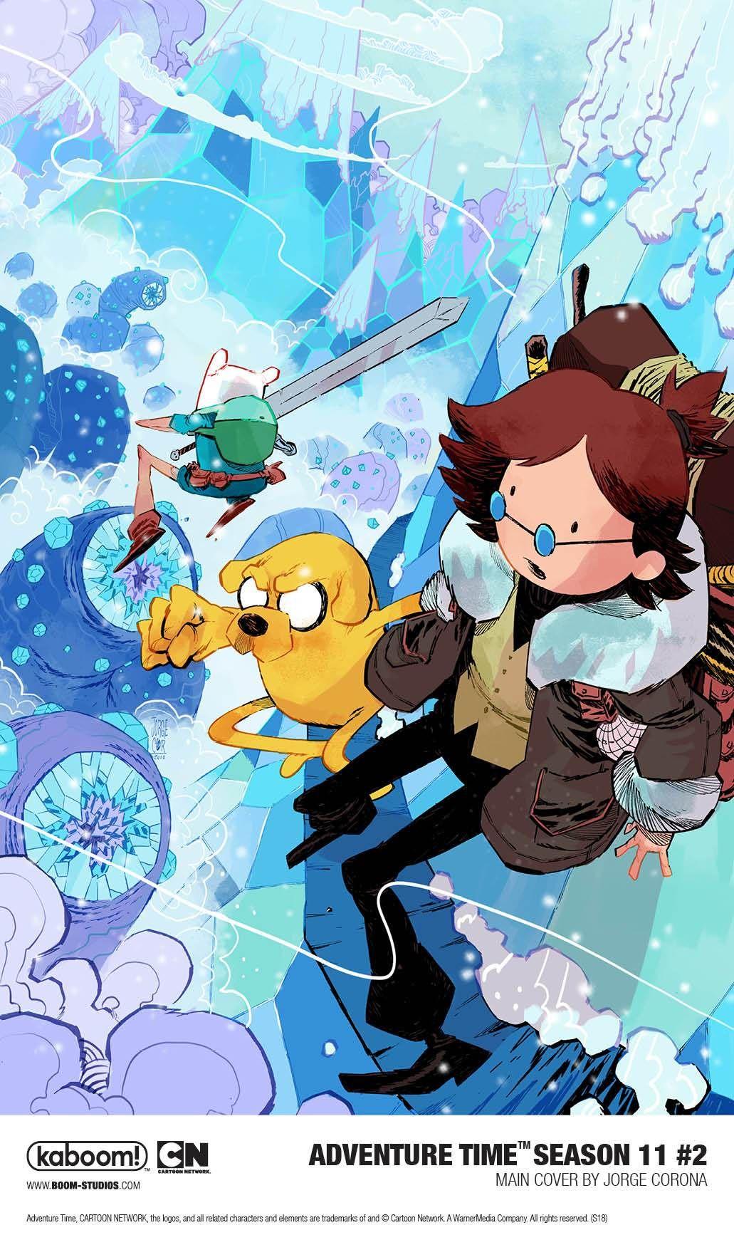 Adventure Time Season 11 2 (2019) Adventure time comics