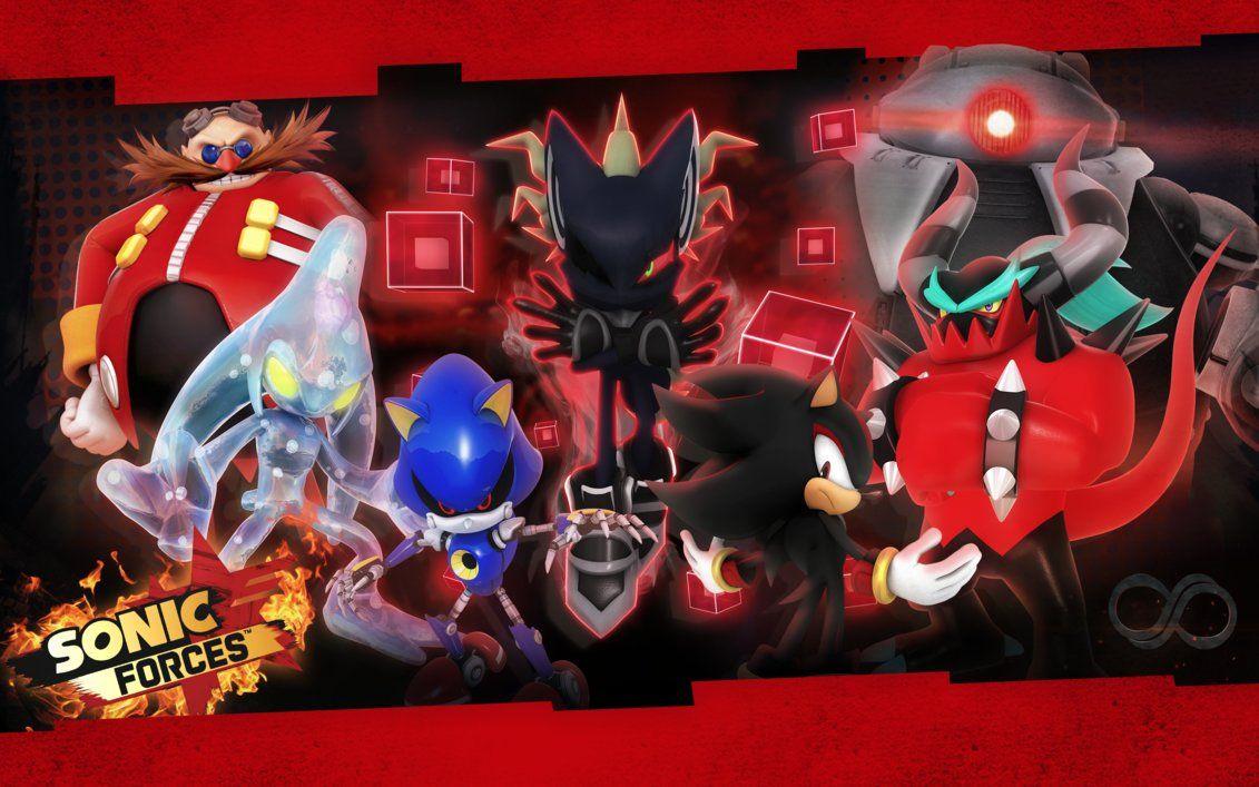 Pin En Sonic The Hedgehog