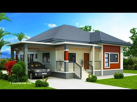 Youtube bungalow house design small modern beautiful plans also votey ty voteyt on pinterest rh