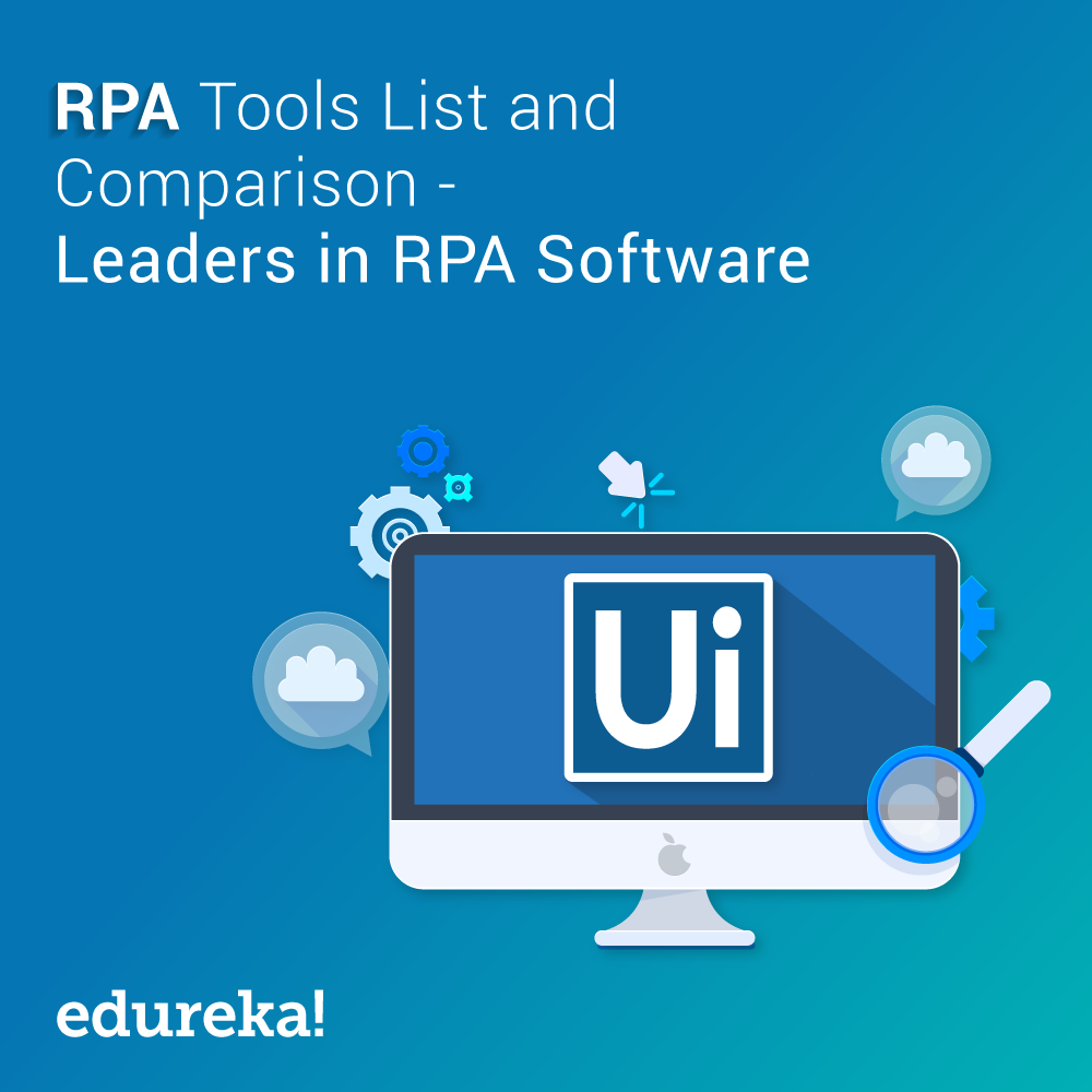 RPA Tools List and Comparison | Technologies of the Future