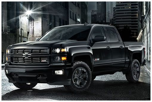 2016 chevy silverado midnight edition new trucks pinterest 2016 chevy silverado chevy. Black Bedroom Furniture Sets. Home Design Ideas
