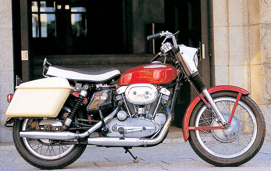 Harley-Davidson XLH Sportster 1967 | Motorcycle | Old harley