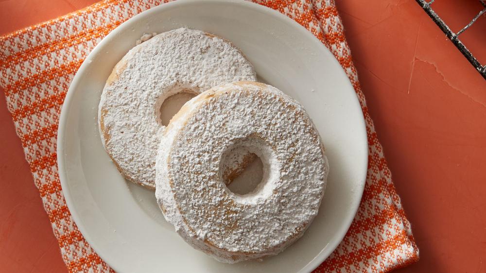 Mexican Wedding Cookies (Polvorones de Canela) Recipe