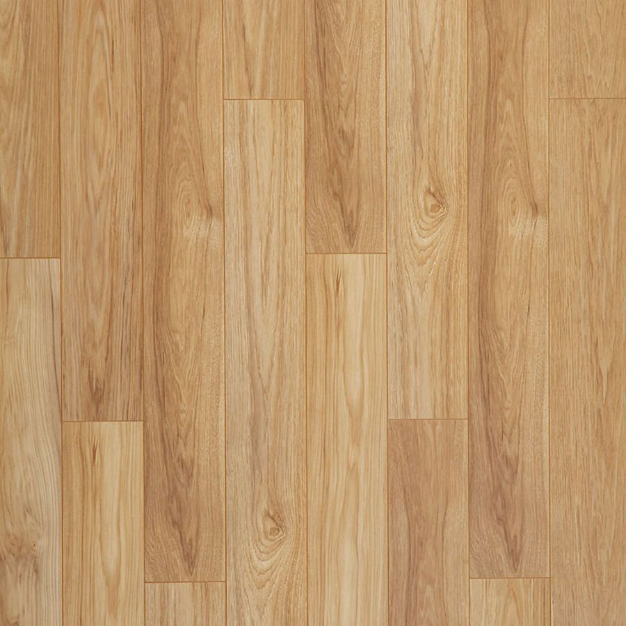 Allen Roth Golden Butterscotch 5 98 In W X 3 95 Ft L Embossed Wood Plank Laminate Flooring Lowes Com Wood Laminate Laminate Flooring Flooring Shops
