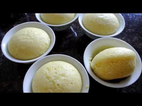 Easy Steam Milk Cup Cake My Baby Recipe Steamed Cake Steam Cake Recipe Easy Cake Recipes