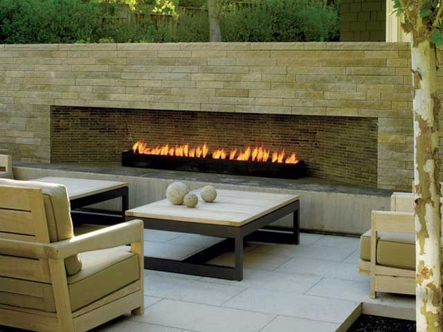 Prefab Outdoor Fireplaces Modern Outdoor Fireplace Prefab