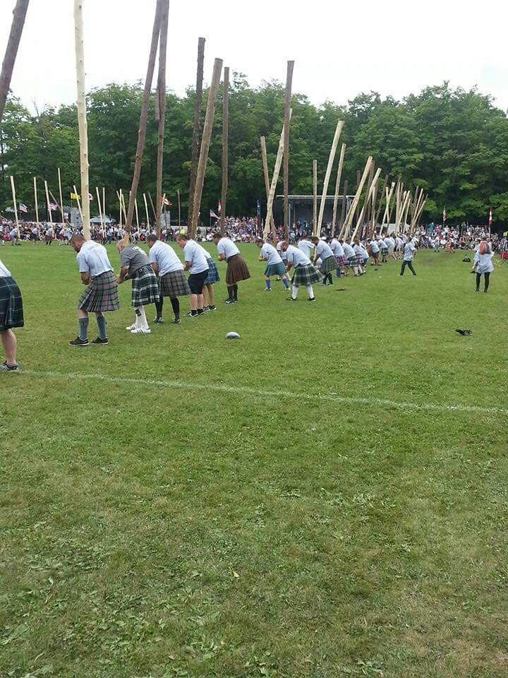 Fergus, Ontario......Highland Games (With images