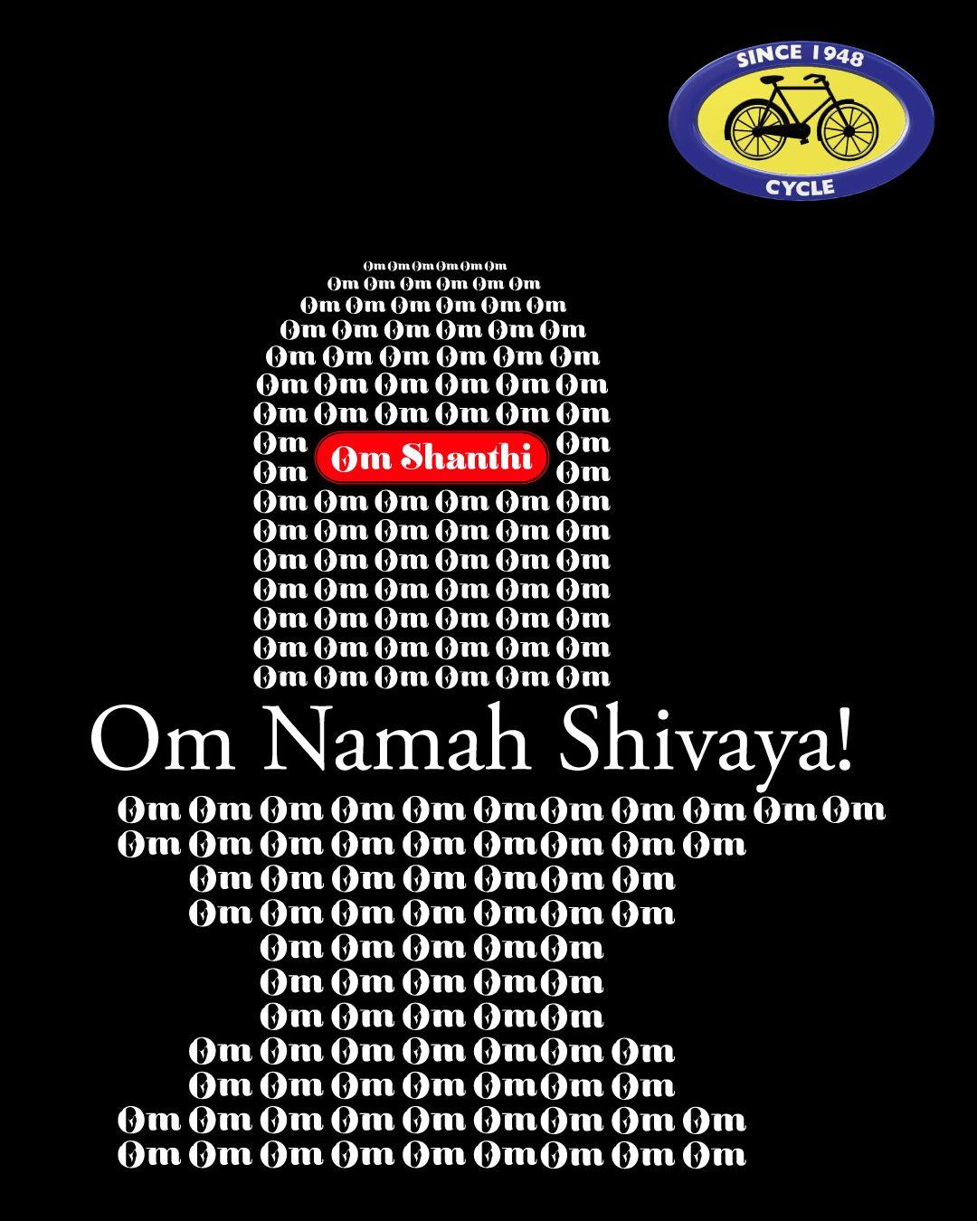 || Om Namah Shivaya ||  #HappyMahaShivaratri #MahaShivaratri #Shiva #CyclePure