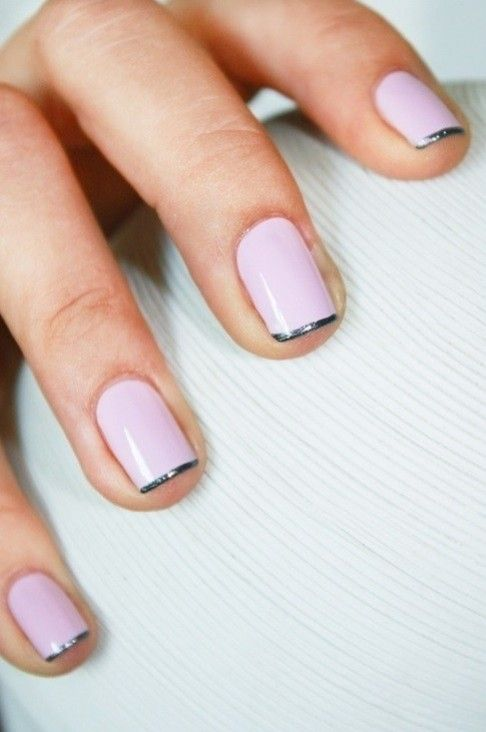 Unghie french manicure estate 2013 (Foto)   Stylosophy