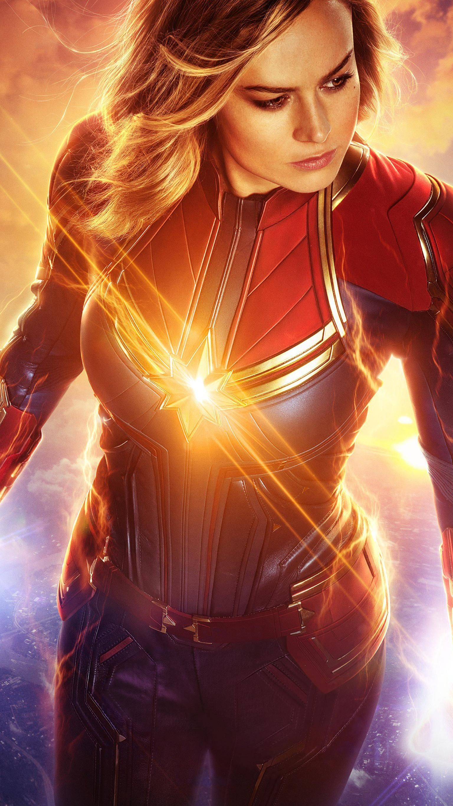 Captain Marvel 4k New Poster Wallpapers Movies Wallpapers Hd Wallpapers Carol Danvers Wallpapers Captain Marv Captain Marvel Free Movies Online Full Movies