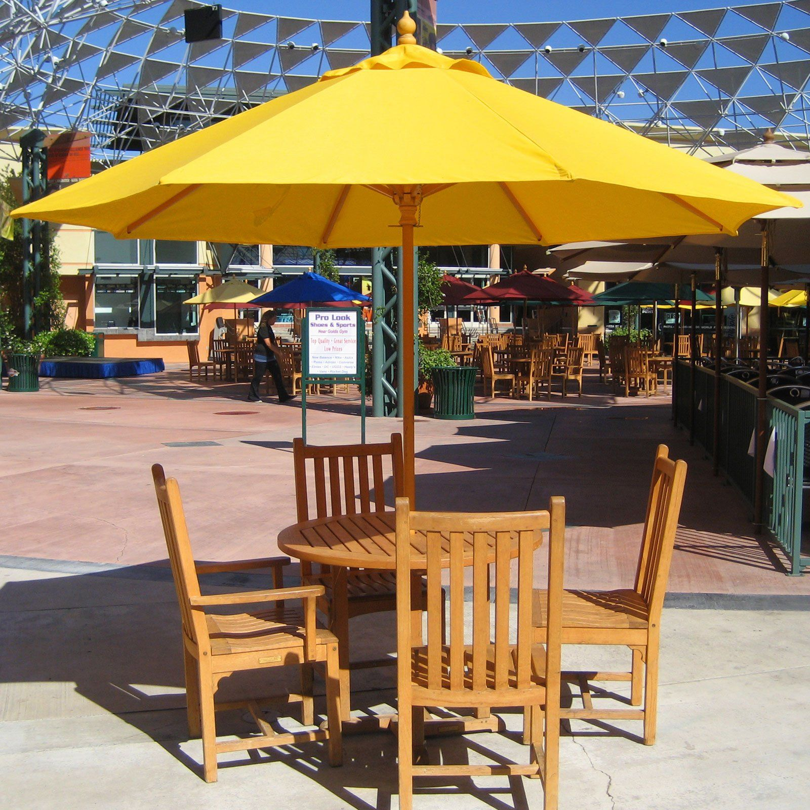 Have to have it. Galtech 9-ft. Commercial Grade Patio Umbrella ...