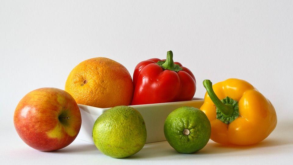 امتصاص الدهون الطبيعية عبر 10 أغذية Fruit Veggie Wash Fruits And Veggies Metabolism Boosting Foods