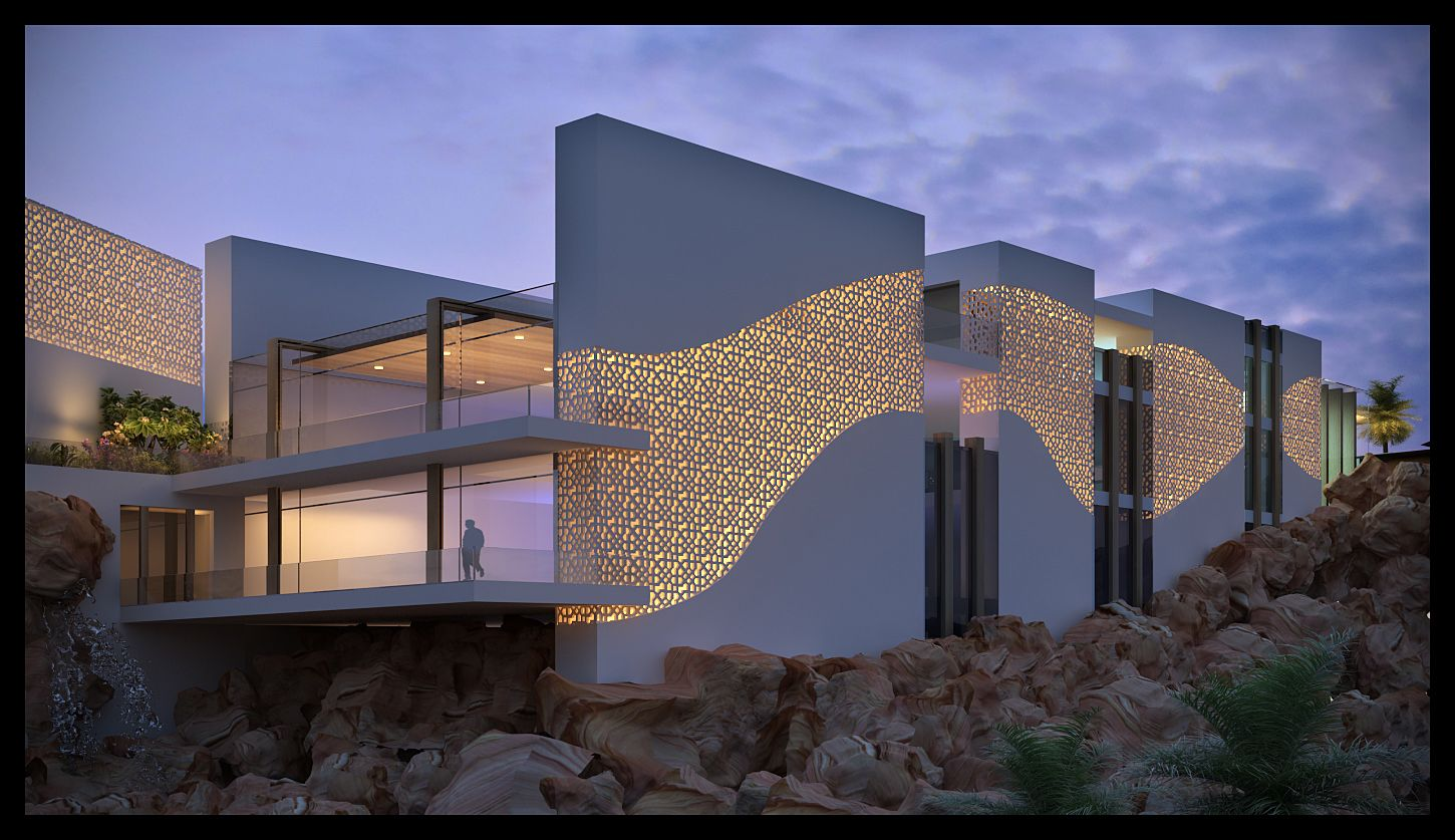 Modern Jali Designs In Residence - Google Search