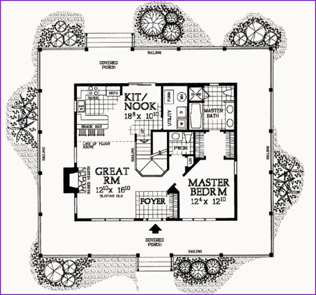 Awesome Rustic House Plans With Wrap Around Porch Country Style House Plans Farmhouse Floor Plans Cabin Floor Plans