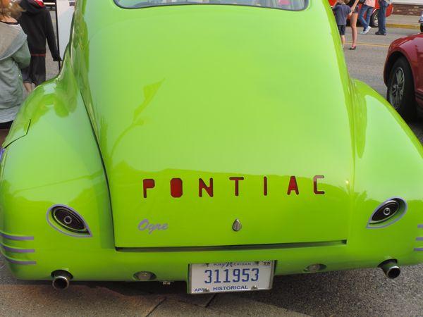 #ClassicCars #Pontiac #Shrek #AntiqueCars #ClassyChassis #RodsandRelics #PortraitsbyLinda #MichiganPhotographer