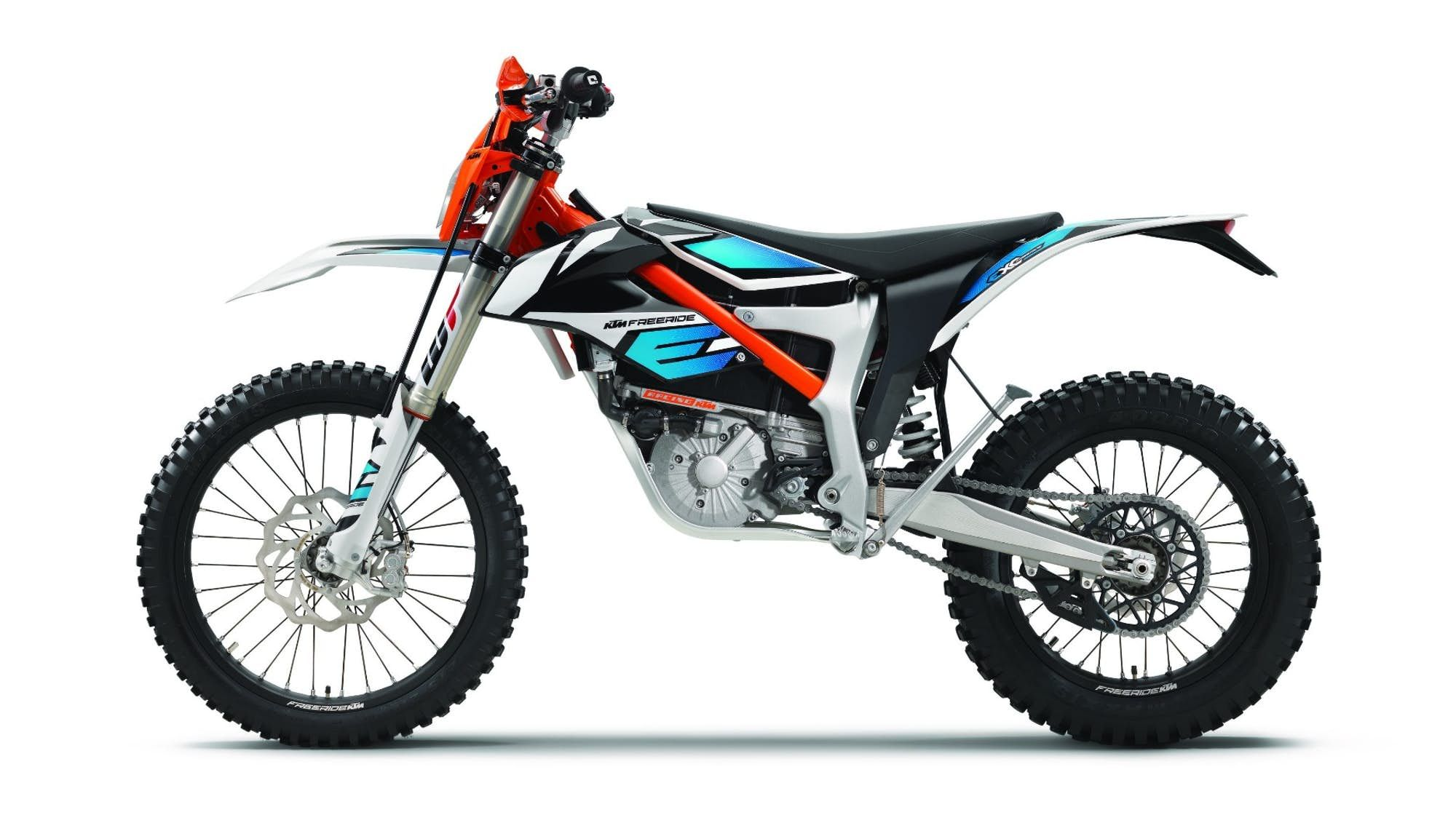 Second Generation Ktm Electric Enduro Can Go The Distance Ktm