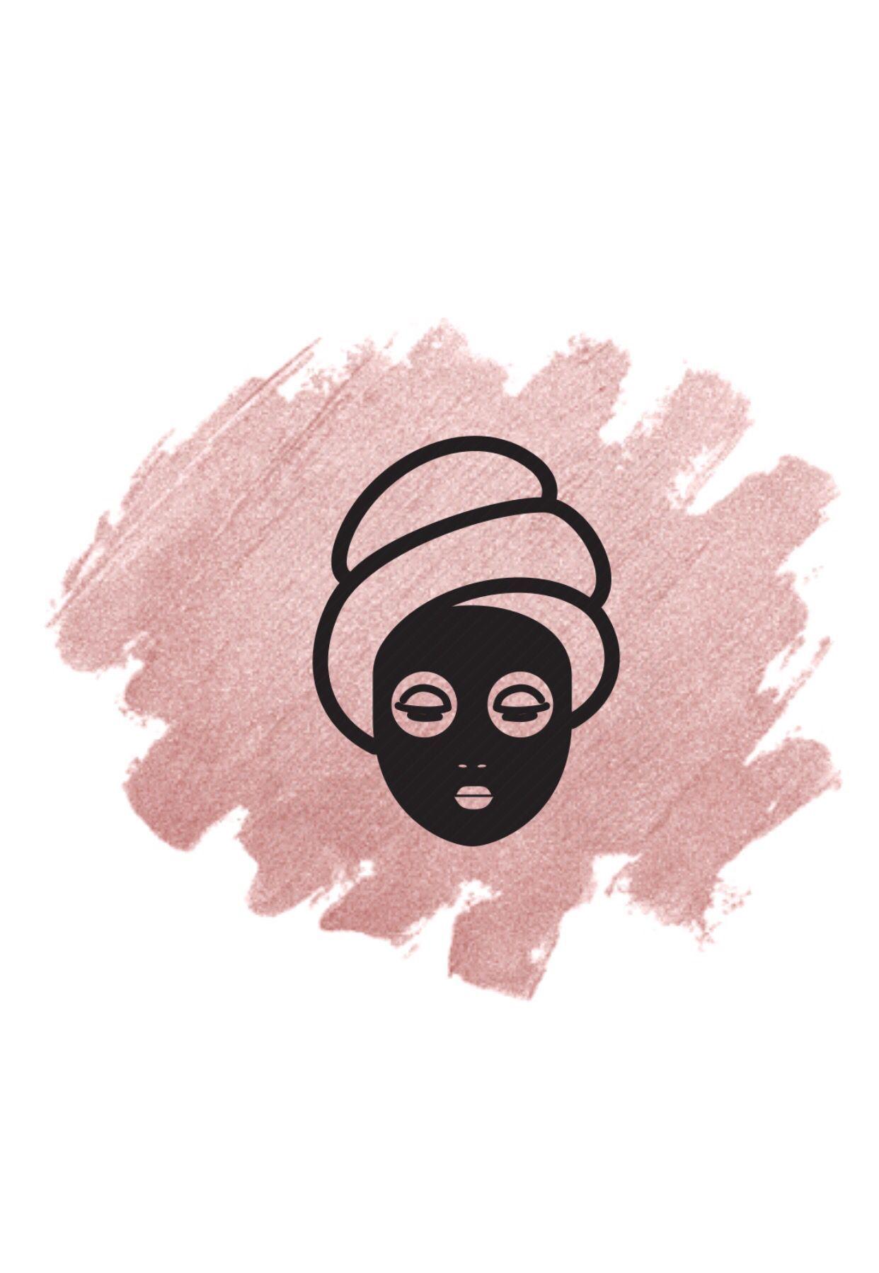 estética rosa para el cuidado de la piel en 2020