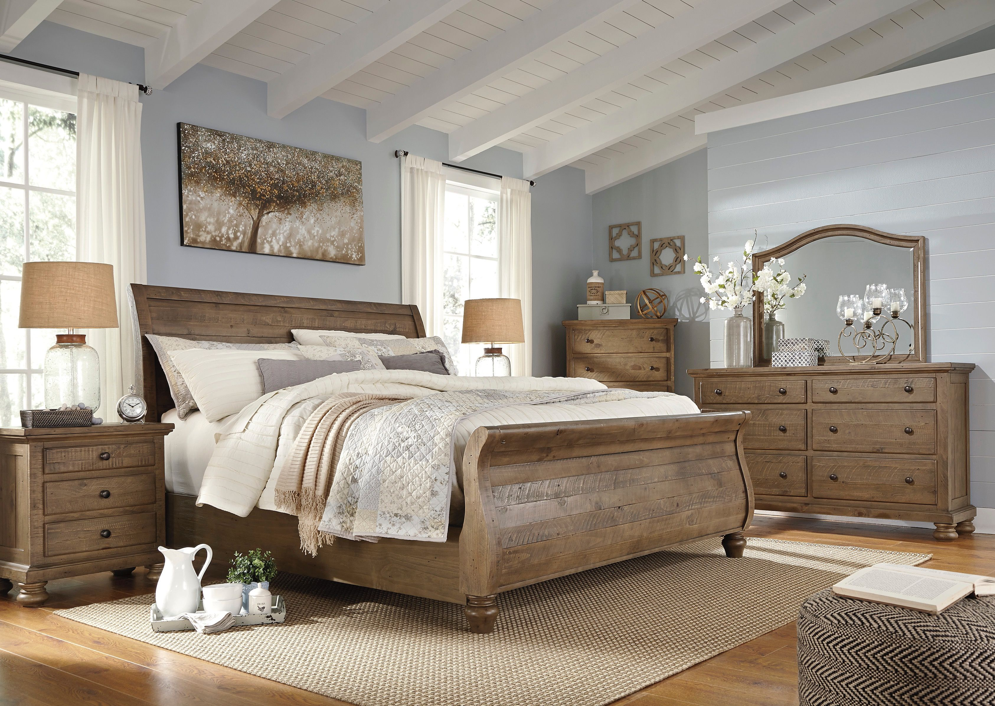 The work of Laura Seppänen | Farmhouse bedroom decor ...