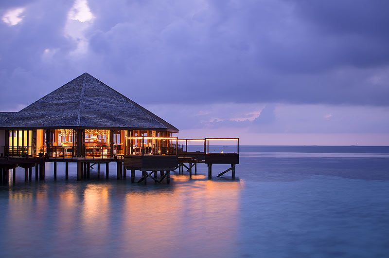 maldives luxury all inclusive