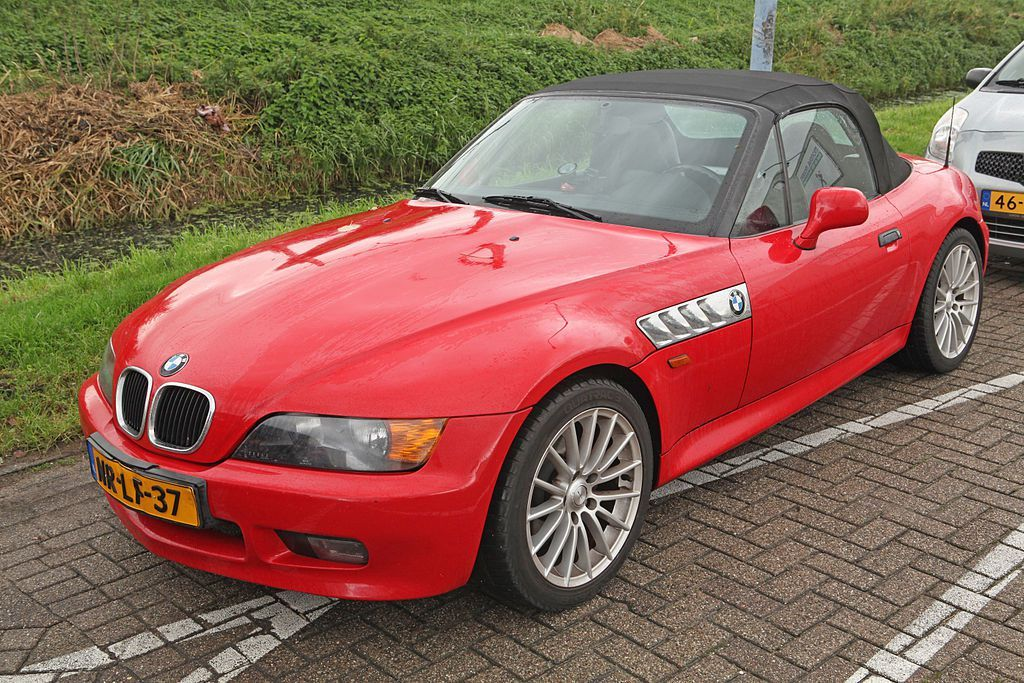 BMW Convertible Models Made In The US | Classic Cars Online US ...