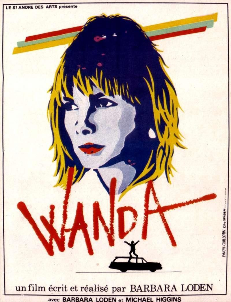 wanda barbara loden director screenwriter and star of