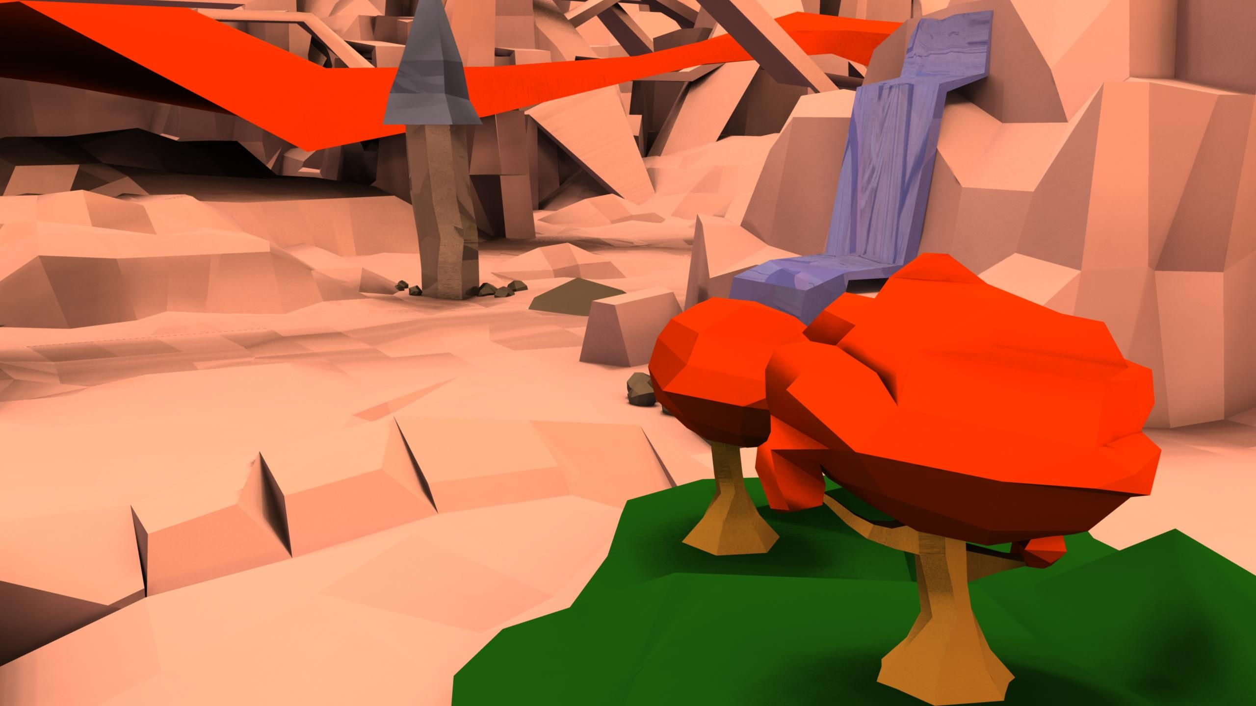 more low-poly