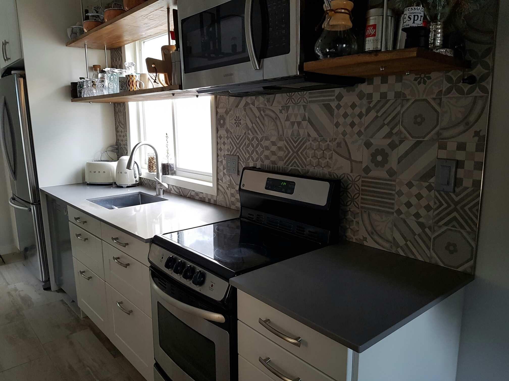 6x6 porcelain tile backsplash mosaic kitchen reno 6x6 porcelain tile backsplash mosaic kitchen reno kitchenreno doublecrazyfo Image collections