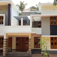 Simple and Beautiful Kerala Style 3 Bedroom House in 1153 Square Feet with Plan