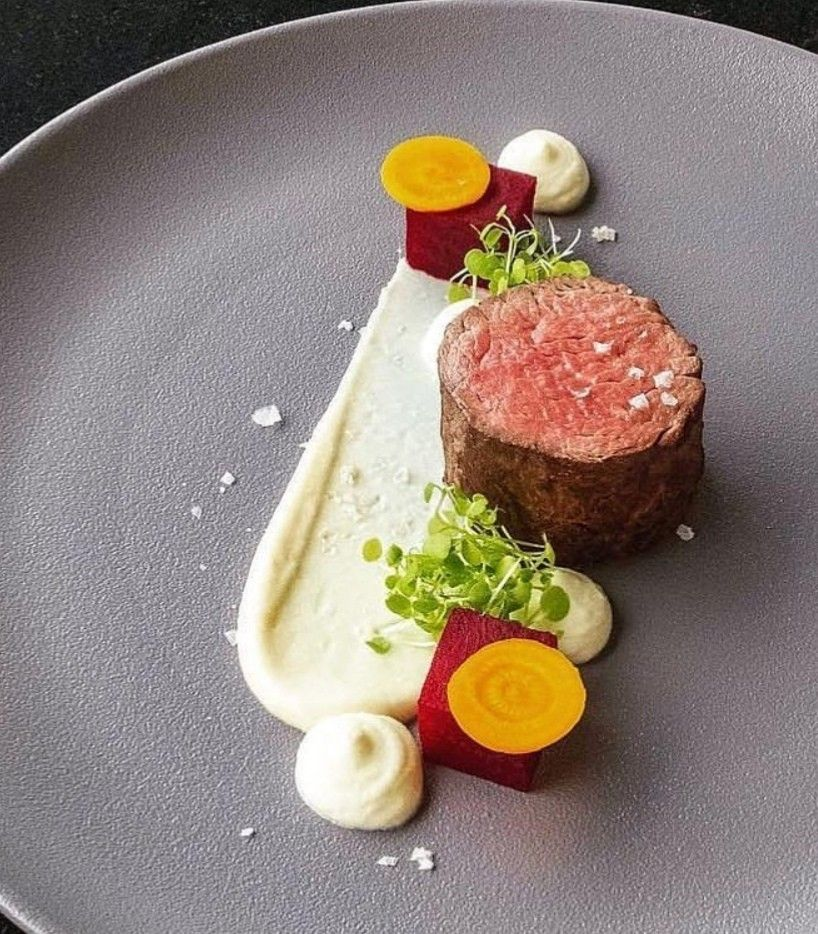Pin By Andi Hx On Home Sweet Home Gourmet Food Plating Bistro Food Food Presentation