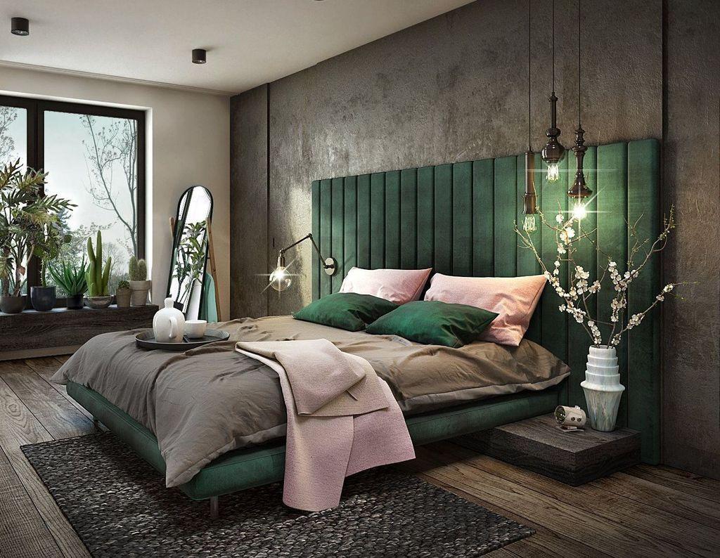 45 Most Popular Green Bedroom Design Ideas Decoomo Com Green Bedroom Design Luxurious Bedrooms Beautiful Bedroom Designs Most beautiful bedroom designs