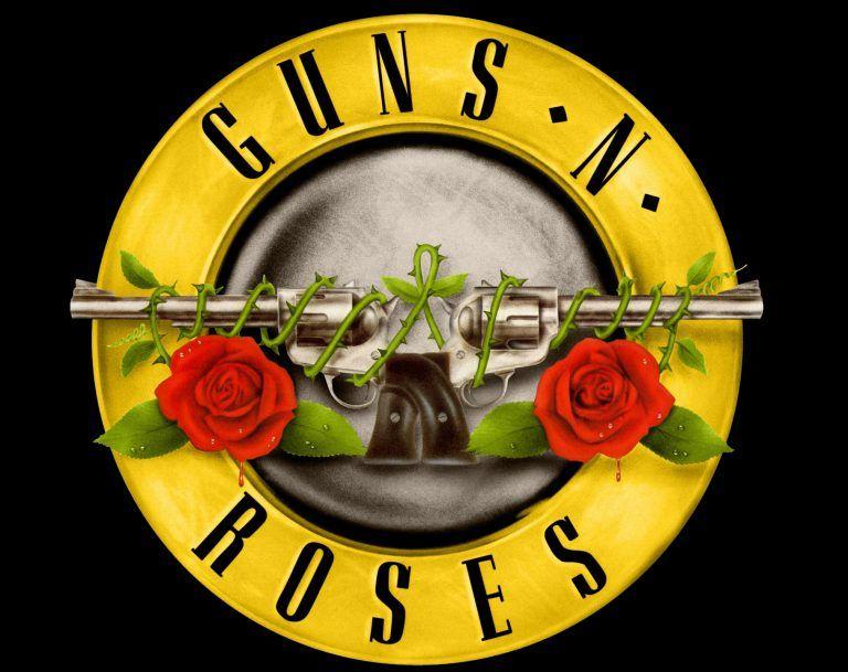 Gun Nroses Logo History All Logos World Pinterest Guns