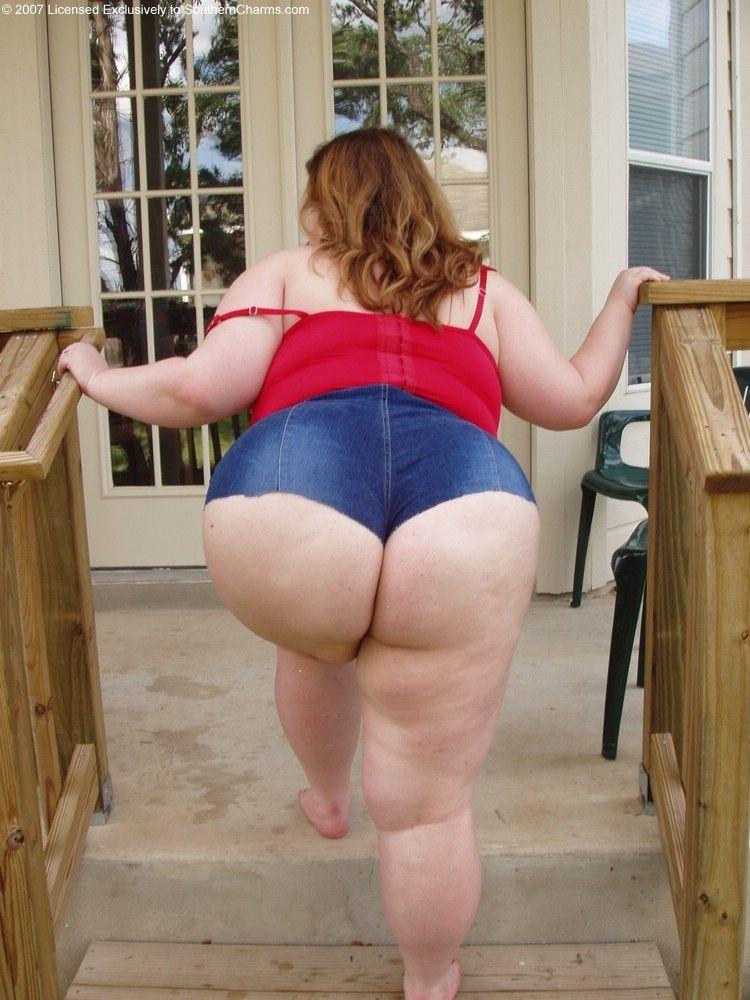 Bbw wife booty