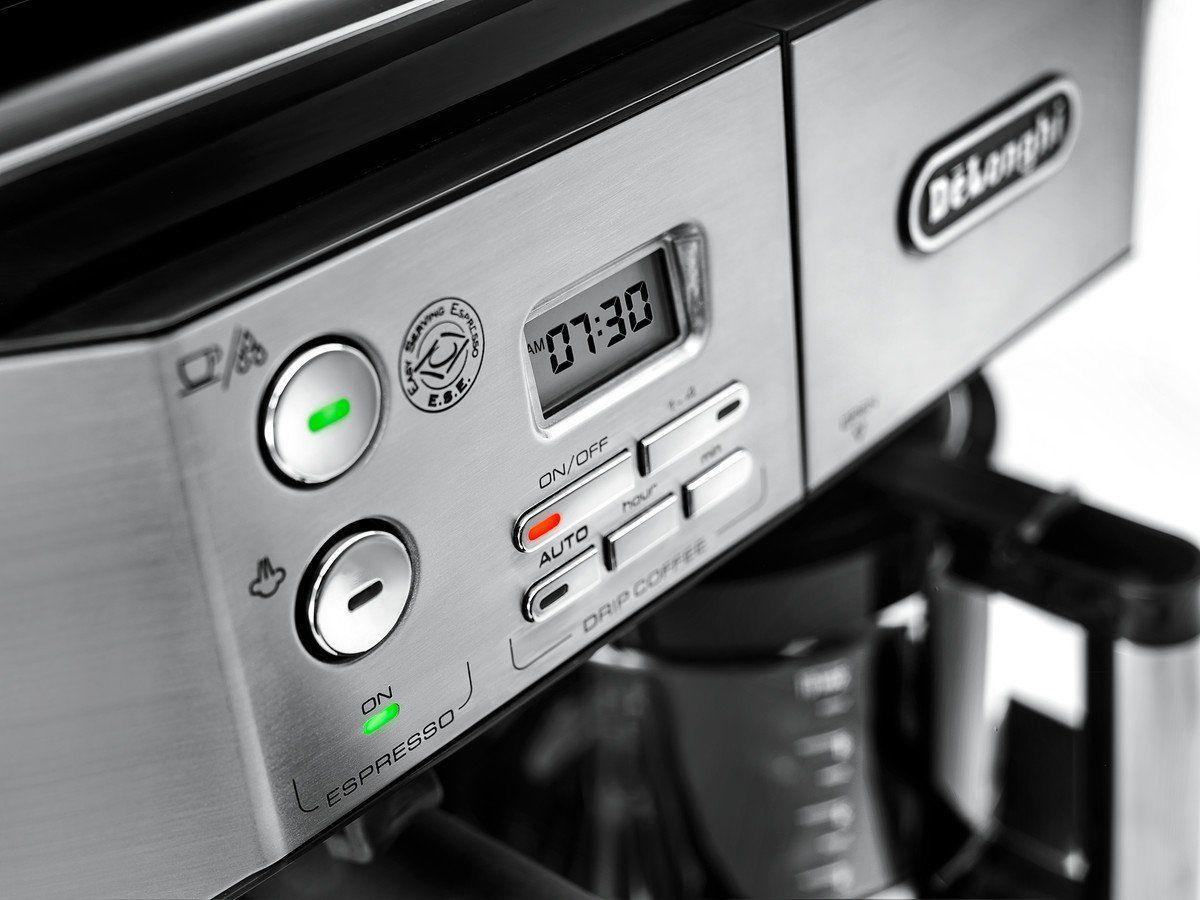 DeLonghi BCO430 Combination Pump Espresso and 10cup Drip