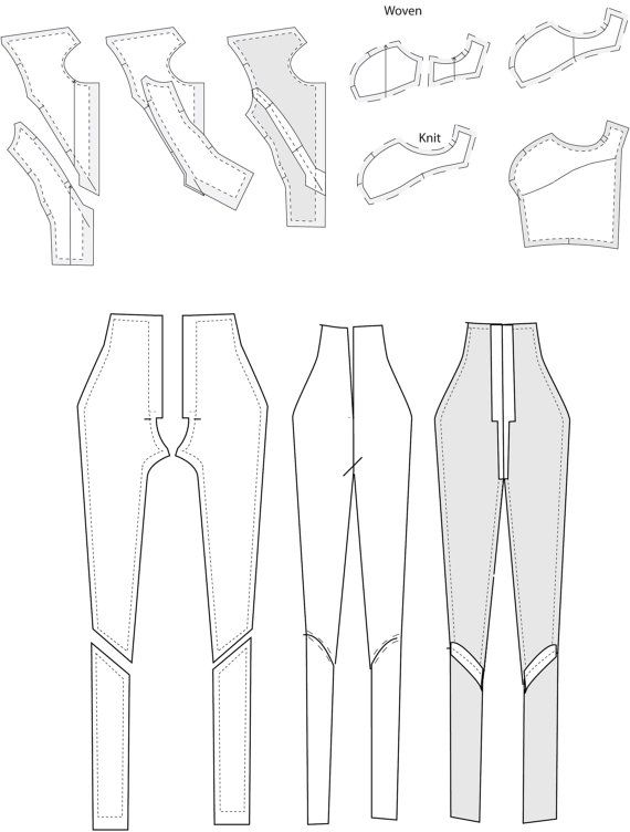 Black Widow Avengers Cosplay Sewing Pattern | cosplay | Pinterest ...