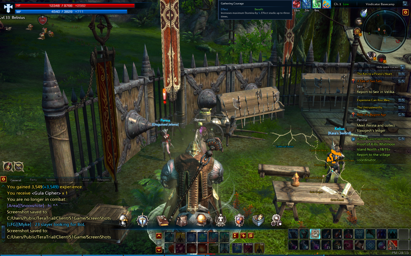 tera screenshot - Google Search | Game screenshot_01 | Google