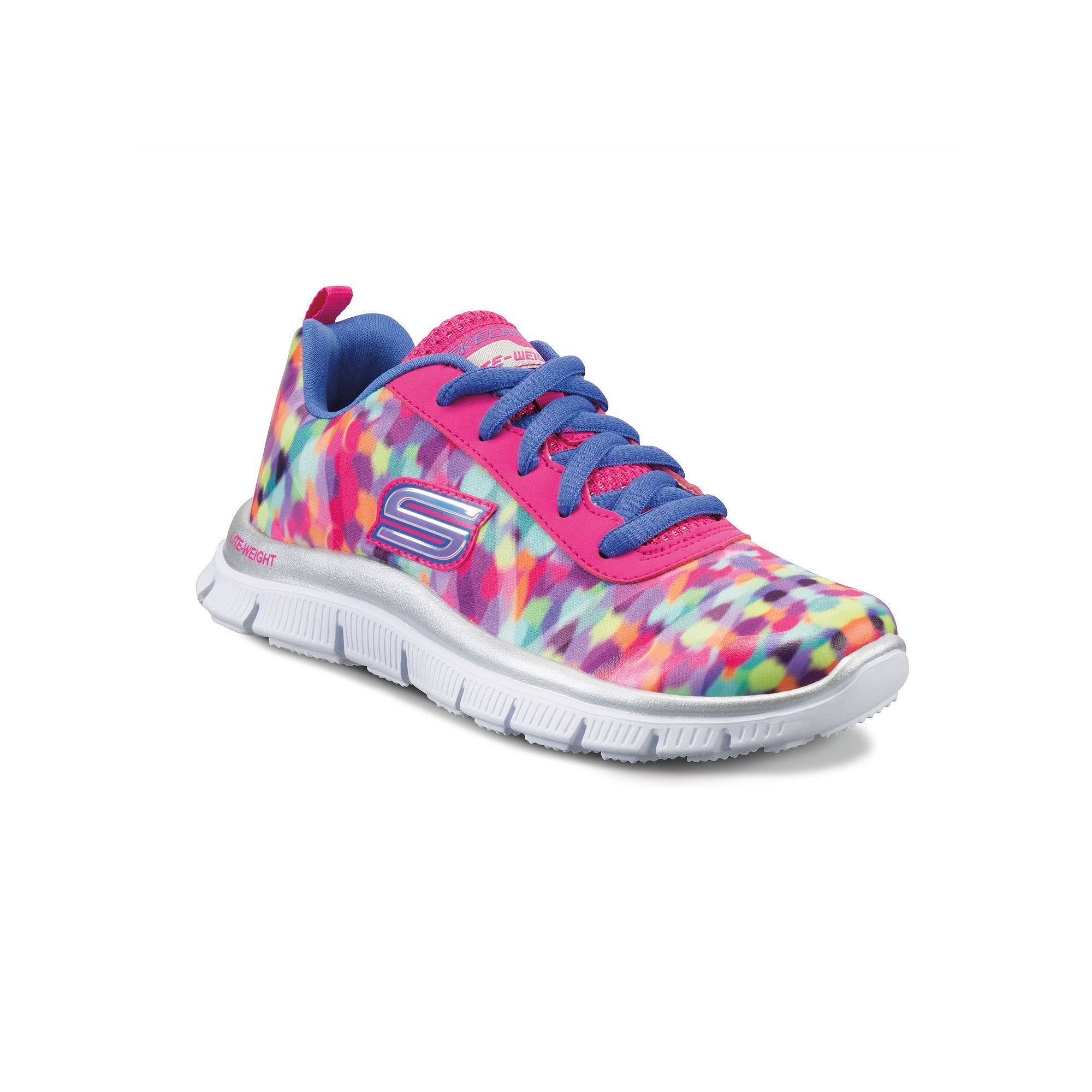 687130590e6e Skechers Skech Appeal Rainbow Grade School Girls  Shoes